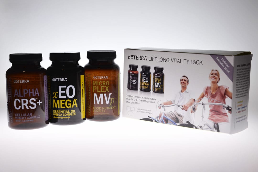More Energy With Do Terra Lifelong Vitality Pack For A Healthy Everyday