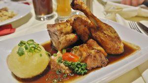 Heavy meal - Odeur