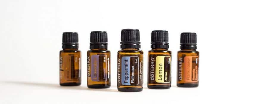 doTERRA Essential Oils Collection
