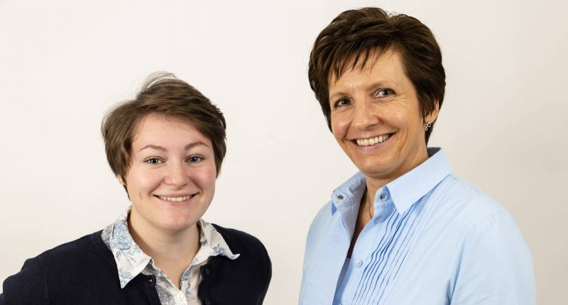 Odeur-Team, Clara and Kathrin